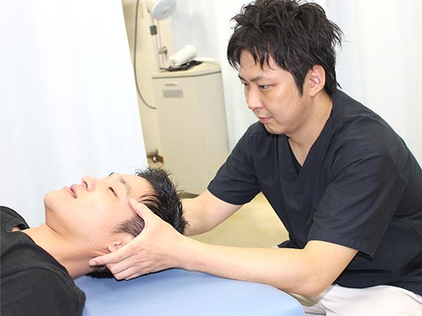 医学的根拠に基づいた施術