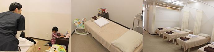 個室対応可能でお子様連れも安心